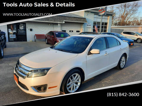 2011 Ford Fusion for sale at Tools Auto Sales & Details in Pontiac IL