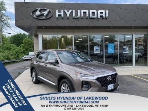 2019 Hyundai Santa Fe for sale at Shults Hyundai in Lakewood NY