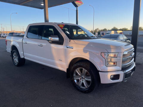2015 Ford F-150 for sale at Top Line Auto Sales in Idaho Falls ID