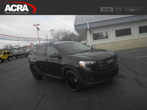 2019 GMC Terrain for sale at BuyRight Auto in Greensburg IN