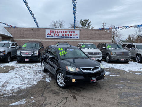 2008 Acura RDX for sale at Brothers Auto Group in Youngstown OH