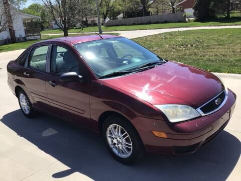 2007 Ford Focus for sale at Bam Motors in Dallas Center IA