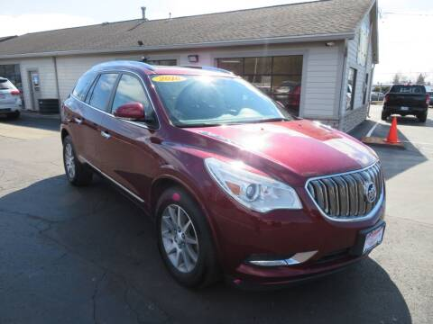 2016 Buick Enclave for sale at Tri-County Pre-Owned Superstore in Reynoldsburg OH