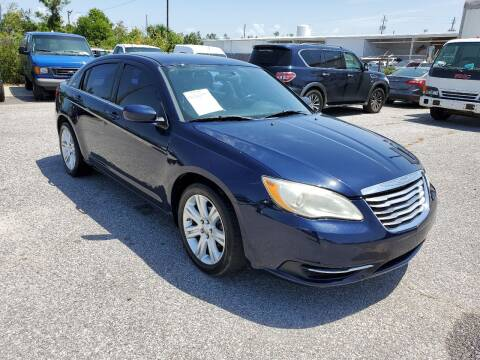 2013 Chrysler 200 for sale at Jamrock Auto Sales of Panama City in Panama City FL
