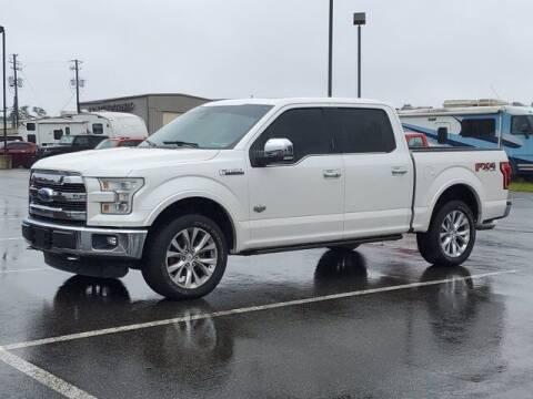 2015 Ford F-150 for sale at Contemporary Auto in Tuscaloosa AL