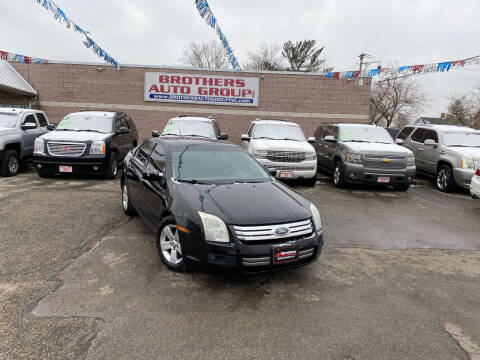 2009 Ford Fusion for sale at Brothers Auto Group in Youngstown OH