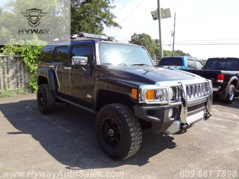 2008 HUMMER H3 for sale at Hyway Auto Sales in Lumberton NJ