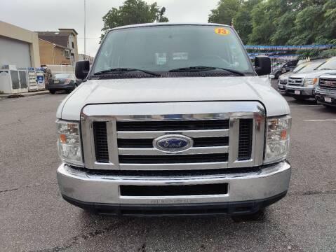 2013 Ford E-Series Cargo for sale at Elmora Auto Sales in Elizabeth NJ