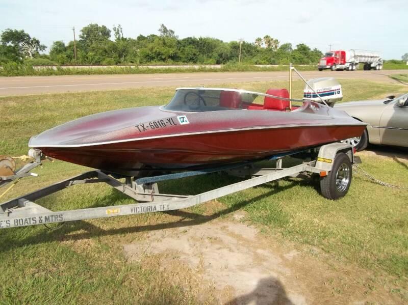 1978 Hydrosteam Viper for sale at Hartman's Auto Sales in Victoria TX