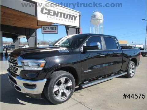 2019 RAM Ram Pickup 1500 for sale at CENTURY TRUCKS & VANS in Grand Prairie TX