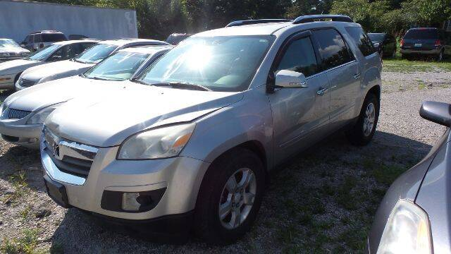 2007 Saturn Outlook for sale at Tates Creek Motors KY in Nicholasville KY