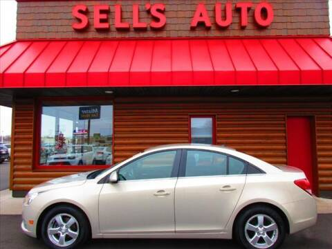 2011 Chevrolet Cruze for sale at Sells Auto INC in Saint Cloud MN