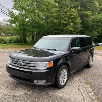 2010 Ford Flex for sale at MBM Auto Sales and Service - MBM Auto Sales/Lot B in Hyannis MA