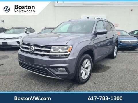 2018 Volkswagen Atlas for sale at Boston Volkswagen in Watertown MA