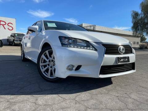 2015 Lexus GS 350 for sale at Boktor Motors in Las Vegas NV