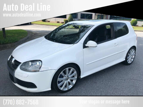 2008 Volkswagen R32 for sale at Auto Deal Line in Alpharetta GA