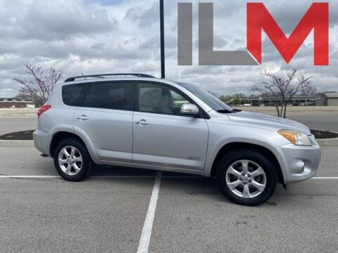 2009 Toyota RAV4 for sale at INDY LUXURY MOTORSPORTS in Fishers IN