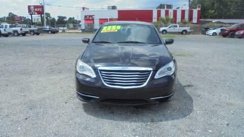 2014 Chrysler 200 for sale at Auto Mart - Moncks Corner in Moncks Corner SC