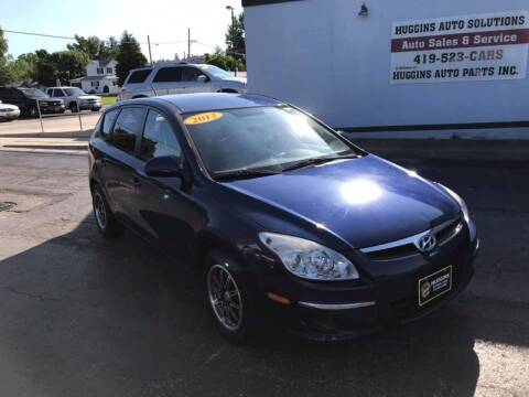2012 Hyundai Elantra Touring for sale at Huggins Auto Sales in Ottawa OH