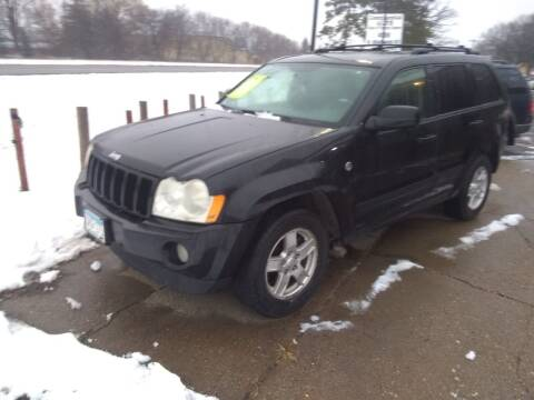 2005 Jeep Grand Cherokee for sale at Continental Auto Sales in White Bear Lake MN