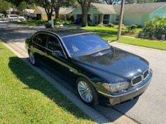 2004 BMW 7 Series for sale at Low Price Auto Sales LLC in Palm Harbor FL