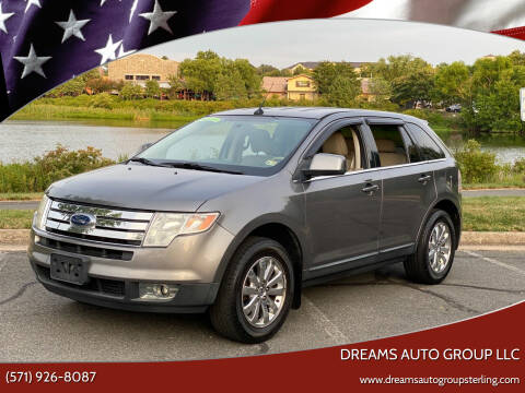2009 Ford Edge for sale at Dreams Auto Group LLC in Sterling VA