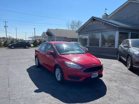 2015 Ford Focus for sale at Empire Alliance Inc. in West Coxsackie NY