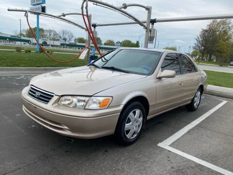 2001 Toyota Camry for sale at Xtreme Auto Mart LLC in Kansas City MO