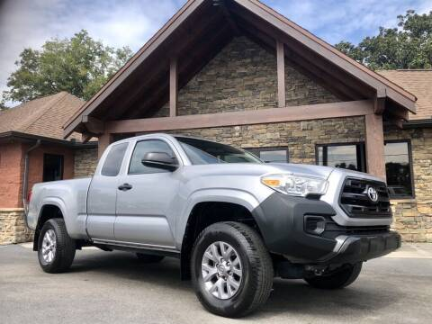 2016 Toyota Tacoma for sale at Auto Solutions in Maryville TN
