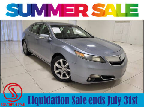 2012 Acura TL for sale at Southern Star Automotive, Inc. in Duluth GA