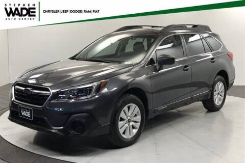 2019 Subaru Outback for sale at Stephen Wade Pre-Owned Supercenter in Saint George UT