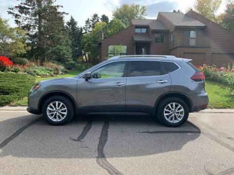 2020 Nissan Rogue for sale at You Win Auto in Metro MN