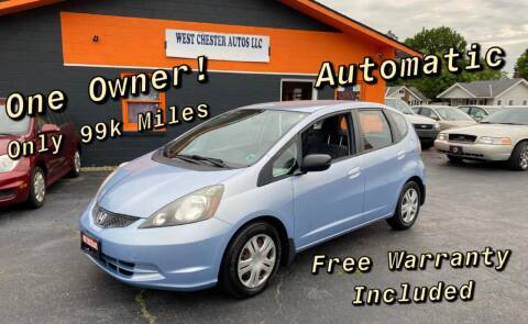 2009 Honda Fit for sale at West Chester Autos in Hamilton OH