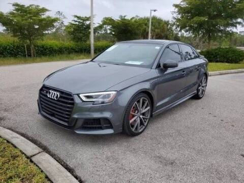 2018 Audi S3 for sale at Coast to Coast Imports in Fishers IN