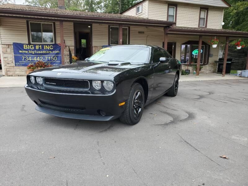 2010 Dodge Challenger for sale at BIG #1 INC in Brownstown MI
