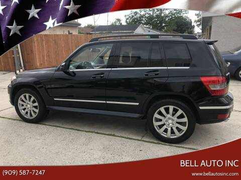 2010 Mercedes-Benz GLK for sale at Bell Auto Inc in Long Beach CA