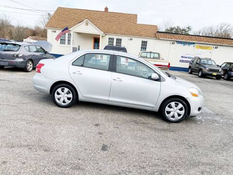 2008 Toyota Yaris for sale at New Wave Auto of Vineland in Vineland NJ