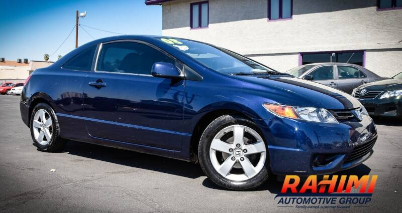 2008 Honda Civic for sale at Rahimi Automotive Group in Yuma AZ