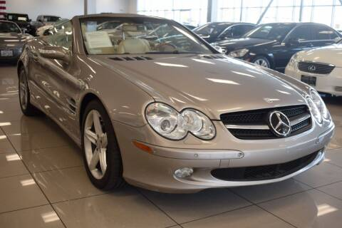 2004 Mercedes-Benz SL-Class for sale at Legend Auto in Sacramento CA