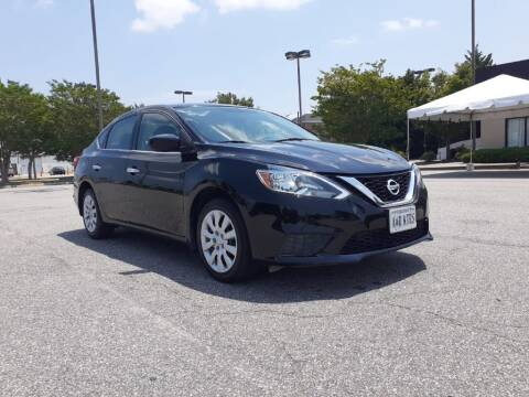 2016 Nissan Sentra for sale at A&R MOTORS in Portsmouth VA