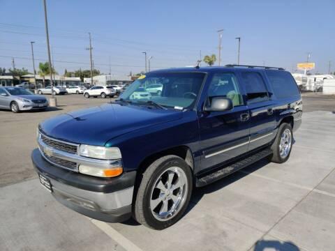 2005 Chevrolet Suburban for sale at California Motors in Lodi CA