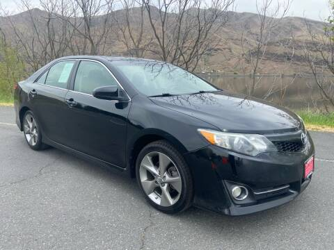 2012 Toyota Camry for sale at Clarkston Auto Sales in Clarkston WA