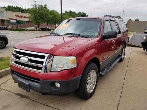 2007 Ford Expedition EL for sale at Madison Motor Sales in Madison Heights MI