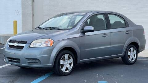 2011 Chevrolet Aveo for sale at Carland Auto Sales INC. in Portsmouth VA