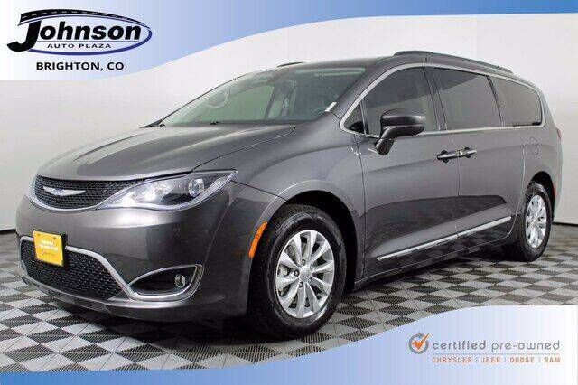 2017 Chrysler Pacifica for sale in Brighton, CO