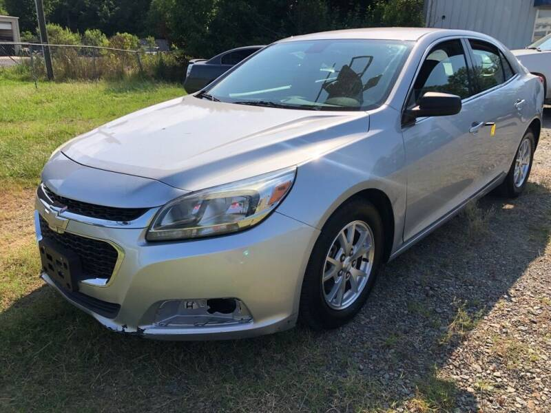 2014 Chevrolet Malibu for sale at Arkansas Car Pros in Cabot AR