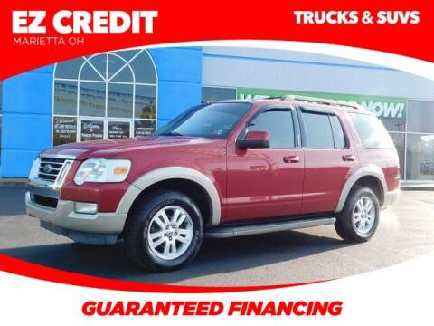 2010 Ford Explorer for sale at Pioneer Family preowned autos in Williamstown WV