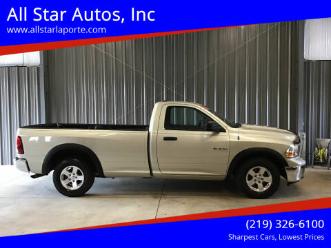 2009 Dodge Ram Pickup 1500 for sale at All Star Autos, Inc in La Porte IN