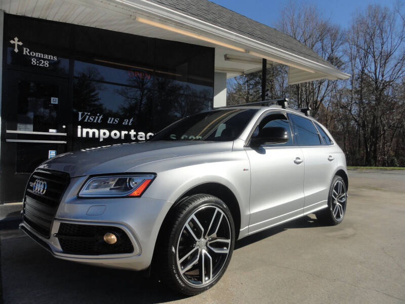 2016 Audi Q5 for sale at importacar in Madison NC