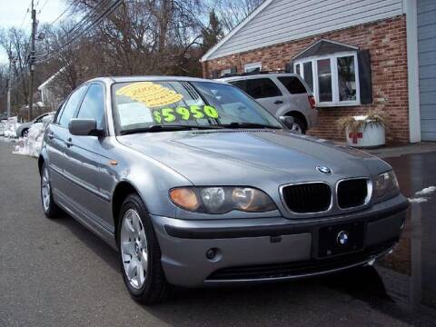 2005 BMW 3 Series for sale at Motor Pool Operations in Hainesport NJ